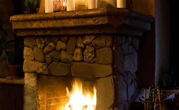 5 Fireplace Safety Tips