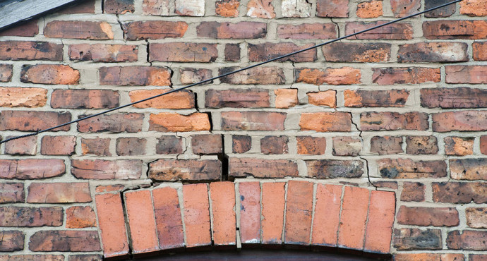4 Ways To Spot Subsidence