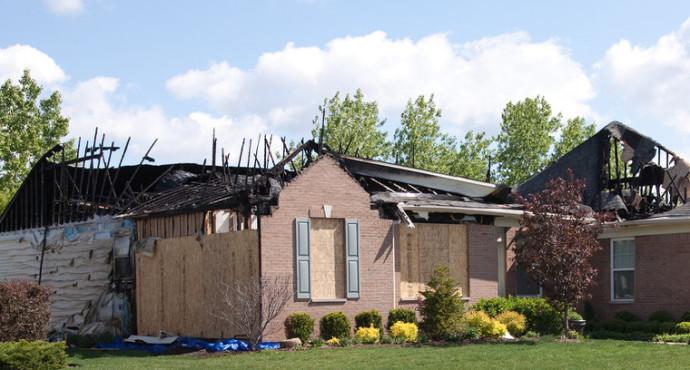 Fire Damage Repair - 3 Reasons To Choose Advance Maintenance